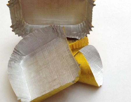 Cápsulas de aluminio